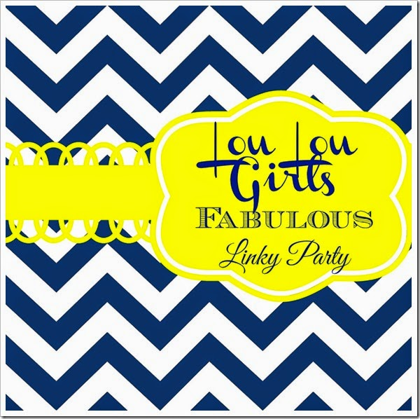 lou lou girls linky party
