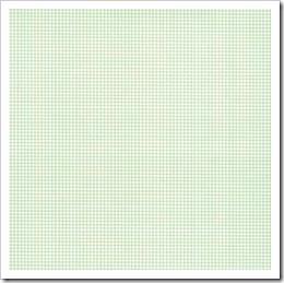 Linha Basic - Quadriculada Simples (Verde Claro)