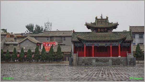 关林庙戏台