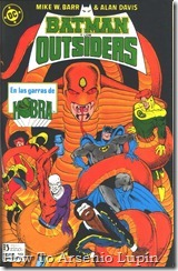 P00011 - Batman y los Outsiders #19