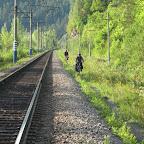Вдоль железной дороги
