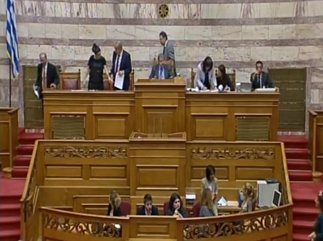 Τέρενς Κουίκ: Ο αντιπρόεδρος της Βουλής με προσέβαλε, τελικά δικαιώθηκα (video)