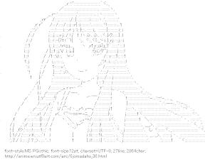 [AA]Sakuraba Harumi (Rokujyoma no Shinryakusha!?)