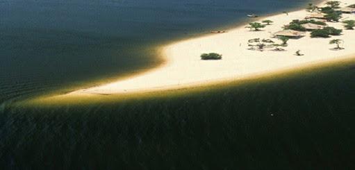 Ilha de Agua Preta, Santarém - Parà