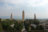 Dali - 3 pagodas from the other side