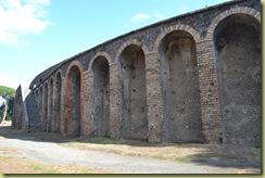Amphitheatre Exterior Vaulting