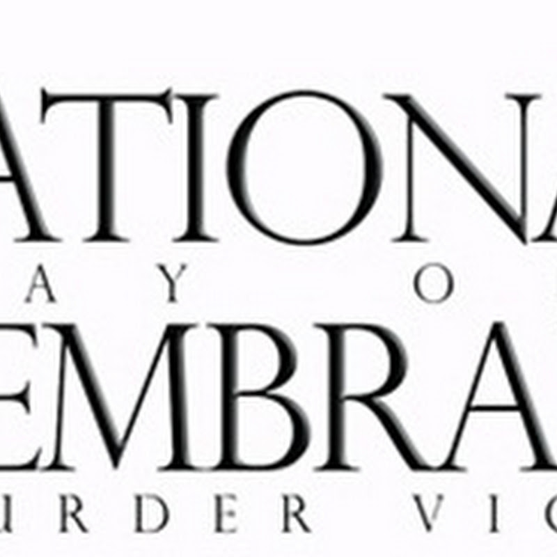 National Remembrance of Murdered Victims Day
