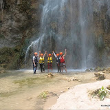 canyoning tour 30abr 2011