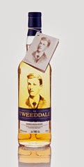 The Tweeddale 4th release Limited Edition Small Batch Blended Scotch Whisky bottle