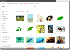 Imagens da Microsoft - 2