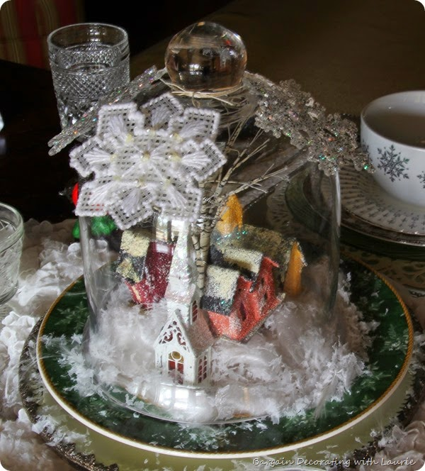 SNOWY TABLESCAPE 9