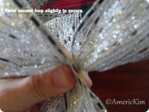 Christmas Bow DIY-3