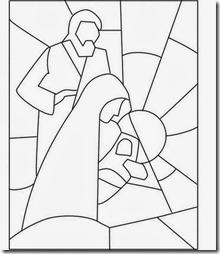 vidrieras navidad (2)
