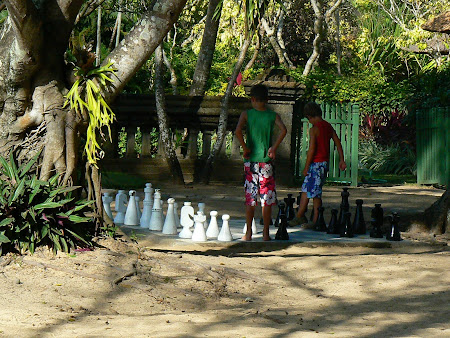 Hotel Hyatt Sanur: chess