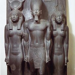 37 - El faraon Mikerinos, la diosa Hathor y el nomos de kynopolis