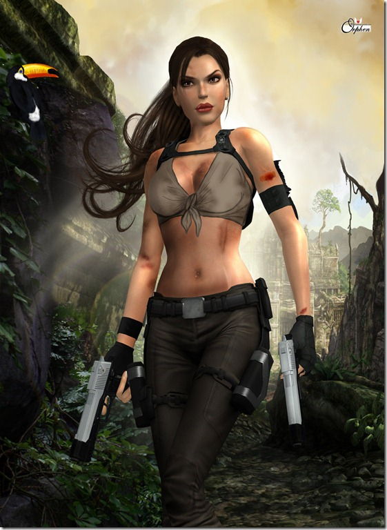Lara Croft (126)