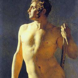 Ingres, Study of Male Nude 1801.jpg