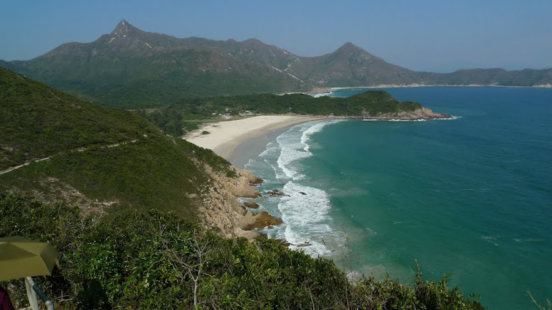 Tai Long Wan Hiking Trail
