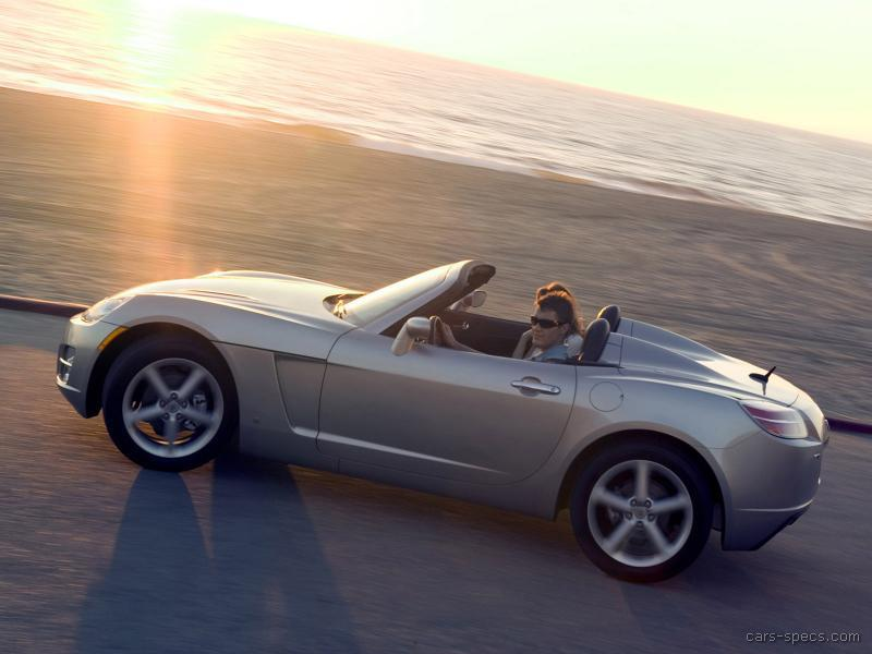 2008 Saturn Sky Red Line Specifications Pictures Prices