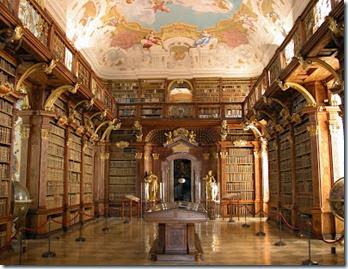 Biblioteca do Monastério de Melk