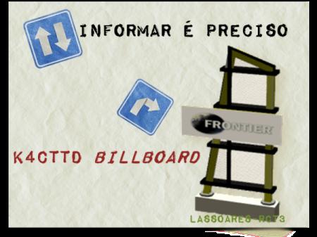 K4CTTD Billboard  (K4C) lassoares-rct3