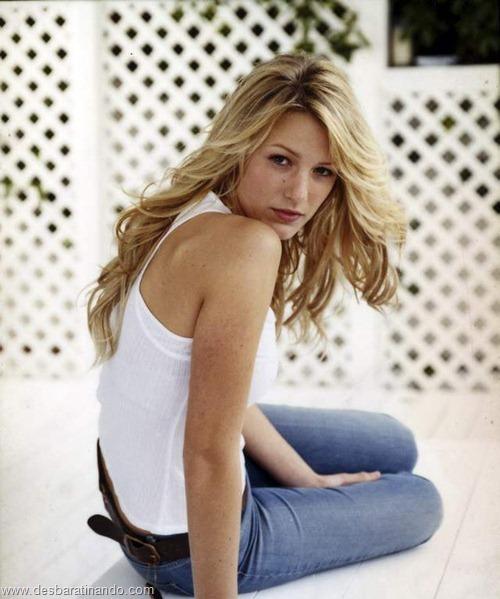 Blake Lively linda sensual Serena van der Woodsen sexy desbaratinando  (70)