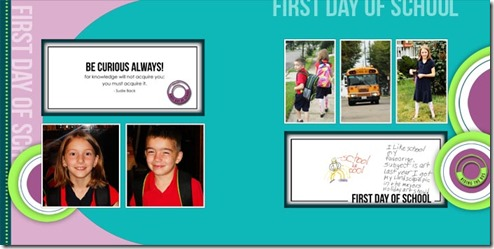 First Day of school-web