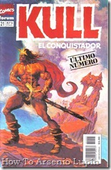P00006 - Kull El Conquistador #21