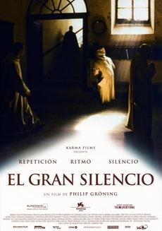 Poster El gran silencio