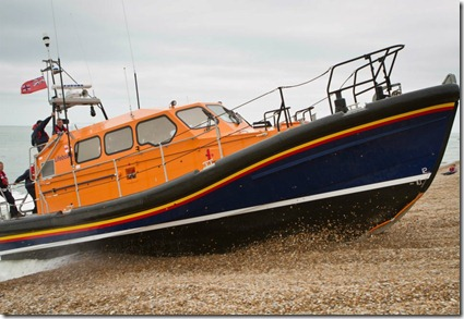 Shannon lifeboat 5
