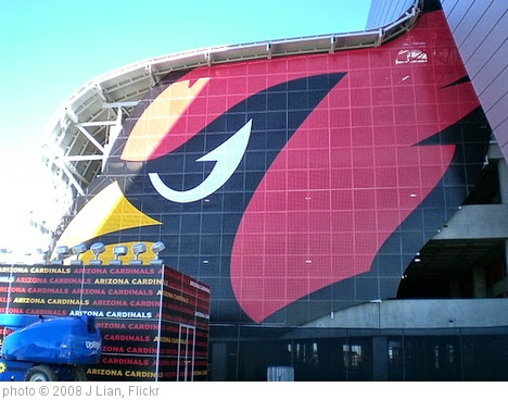 'AZ Cardinals Team Logo' photo (c) 2008, J Lian - license: https://creativecommons.org/licenses/by/2.0/