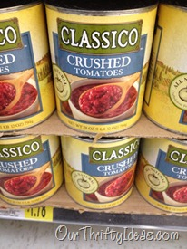 Classico Crushed Tomatoes