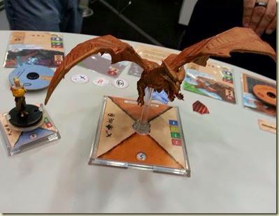 Attack Wing D&D peças (5)