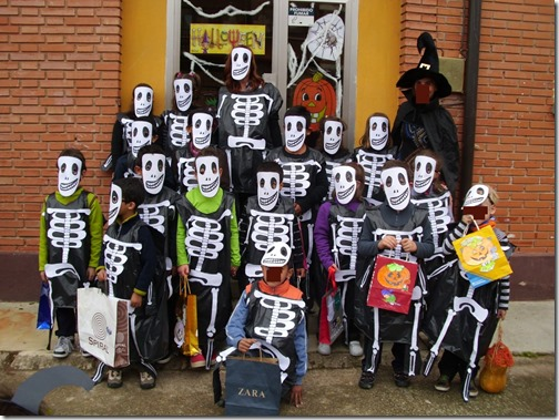 disfraces halloween bolsas basura 566 1