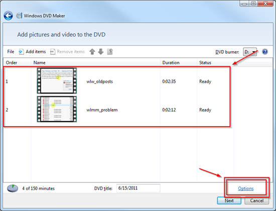 how to manually change aspect ratio in windows movie maker