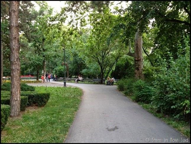 Dunavska Park, Novi Sad