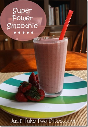 Super Power Smoothie