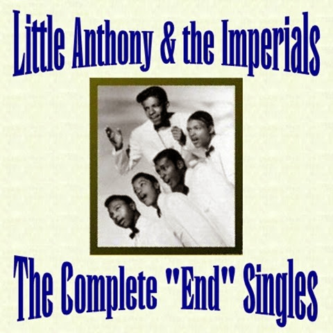 Little Anthony And The Imperials - The Complete 'End' Singles - Front