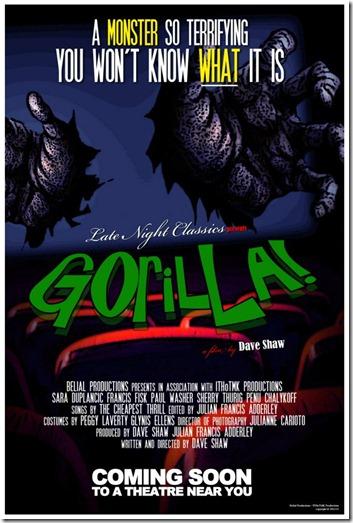 gorilla poster 2