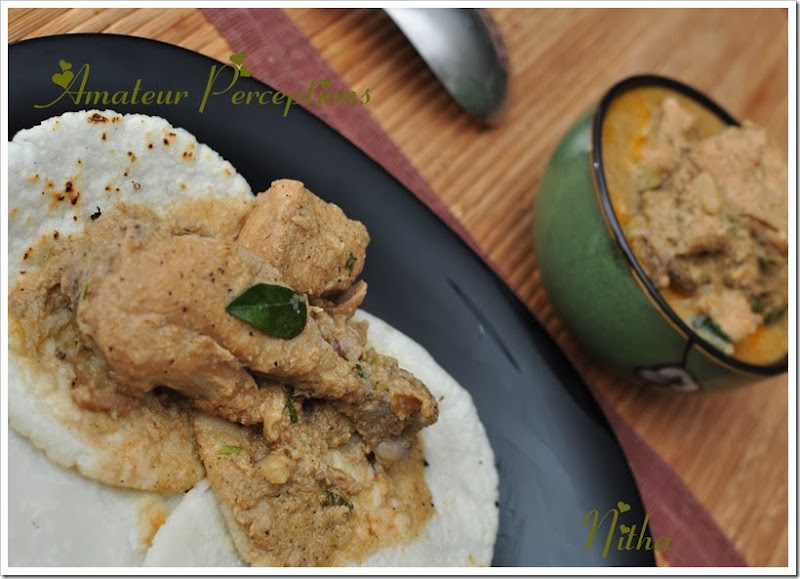 Chicken Kurma 3