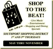 shop to the beat