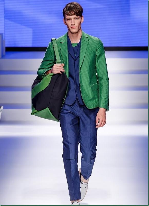 Florian Van Bael – Milan Men's Fashion Week SS 14