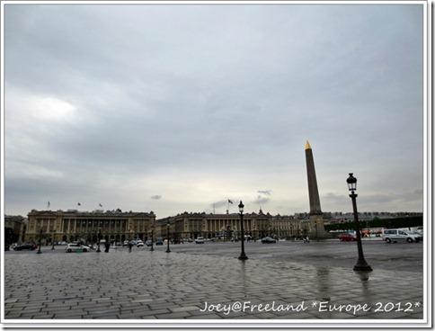 西歐十天鴨仔團 – DAY 6 法國巴黎