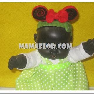 Sorpresas de Minnie Mouse: Listón de Paño Lenci