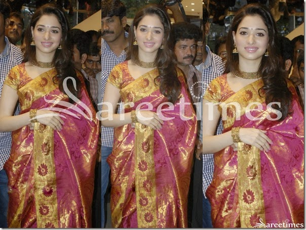 Tamanna_Pink_Traditional_Silk_Saree