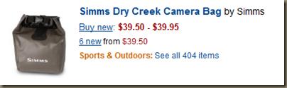 Amazon.com  camera dry bag