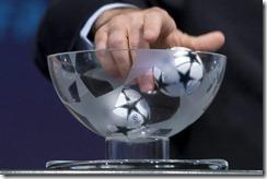 horario de sorteo de la Champions