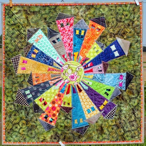 Dresden Neighborhood Quilt