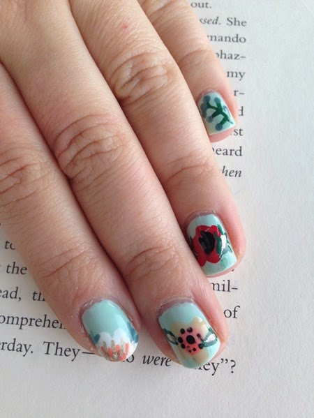 Paper co Nail Tutorial by