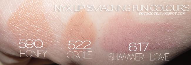 nyx lips